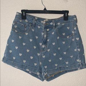 Pac Sun Mom Shorts